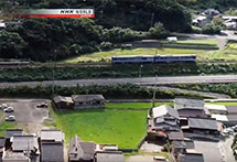 NHKワールド train crews